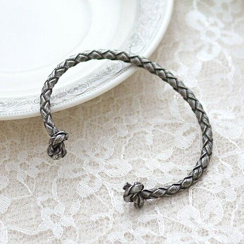 ECO安珂.復古羅馬麻繩個性設計 手環【3-402】