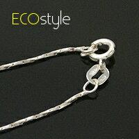 (預購)ECO安珂.義大利925純銀項鍊18吋百變細銀鍊【sn003】