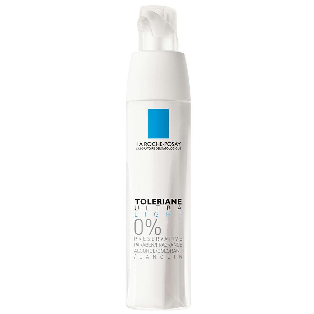 理膚寶水 多容安極效舒緩修護精華乳清爽型40ml 安心霜 2021 / 10《公司貨中文標》  PG美妝 2