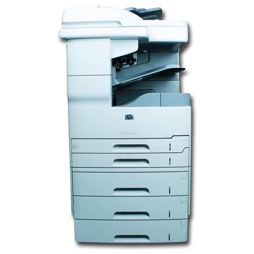HP LaserJet M5035xs MFP Monochrome Laser - Printer / Fax / Copier / Scanner 0