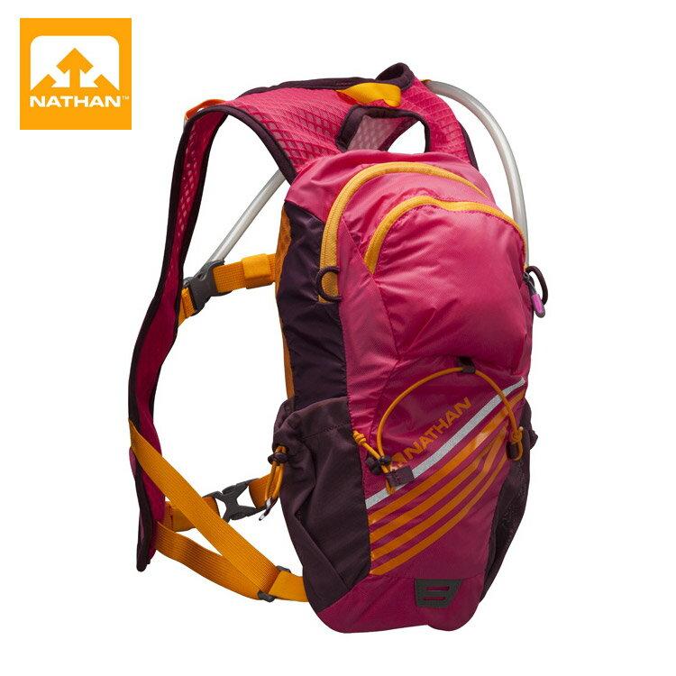 【NATHAN】二鐵專用水袋背包5033NSC (紅色) / 城市綠洲 (跑步、單車、鐵人、運動)