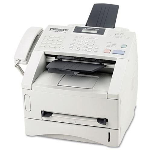 Refurbished Brother IntelliFax 4100e Business-Class Laser Fax 1