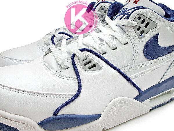 2020 NSW 與 AIR JORDAN 4 IV 同鞋型 1989年 經典復刻 NIKE AIR FLIGHT 89 '89 白深藍 皮革 AJ (CN5668-101) 0120 2
