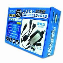 伽利略 光速線 USB3.0 精裝版【三井3C】
