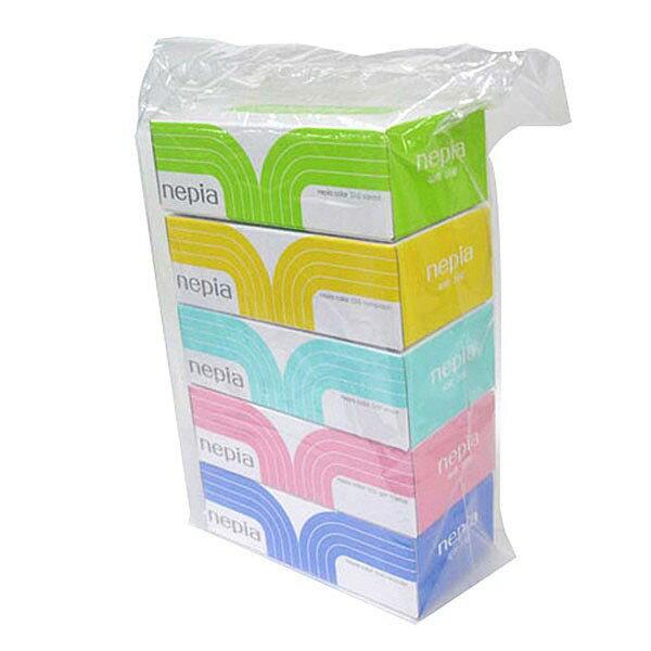迷你Nepia面紙(5盒) 0