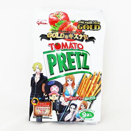 【敵富朗超巿】Glico固力果 番茄蔬果棒-9袋入 - 限時優惠好康折扣