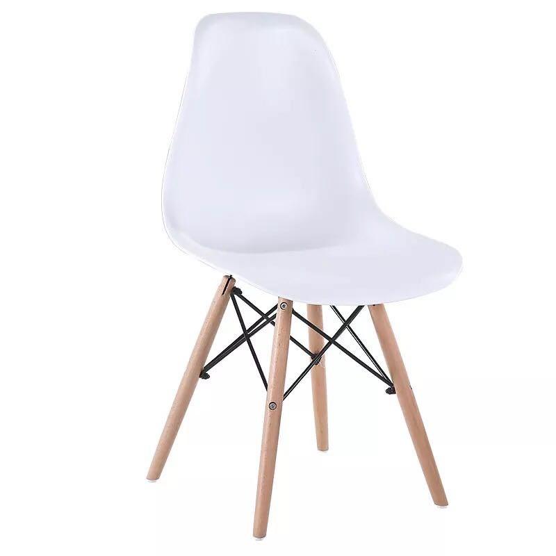 伊姆斯椅時尚現代簡約創意洽談辦公椅北歐休