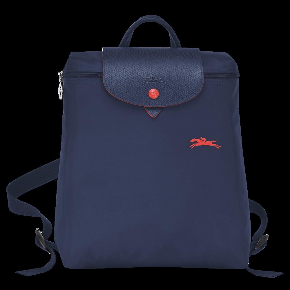 新版LONGCHAMP 1699 女士LE PLIAGE COLLECTION 系列織物小號手提單肩雙肩包購物袋 0