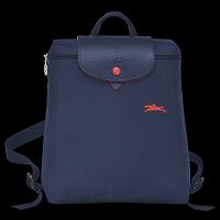 (Smile) LONGCHAMP 1699 女士LE PLIAGE COLLECTION 系列織物 小號 手提單肩包購物袋 0