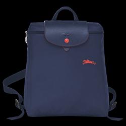 (Smile) LONGCHAMP 1699 女士LE PLIAGE COLLECTION 系列織物 小號 手提單肩包購物袋