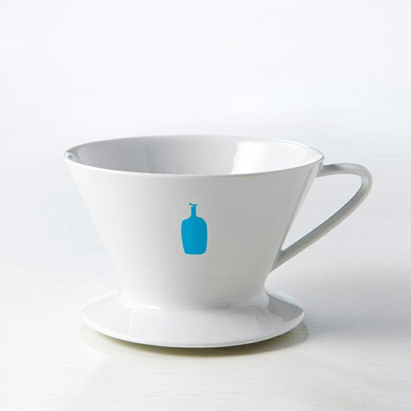 日本藍瓶 Blue Bottle Coffee 有田燒 單孔 陶瓷 咖啡濾杯 Coffee Dripper (不含咖啡濾紙)  /  g028  /   日本必買 日本樂天直送  /  件件含運 1