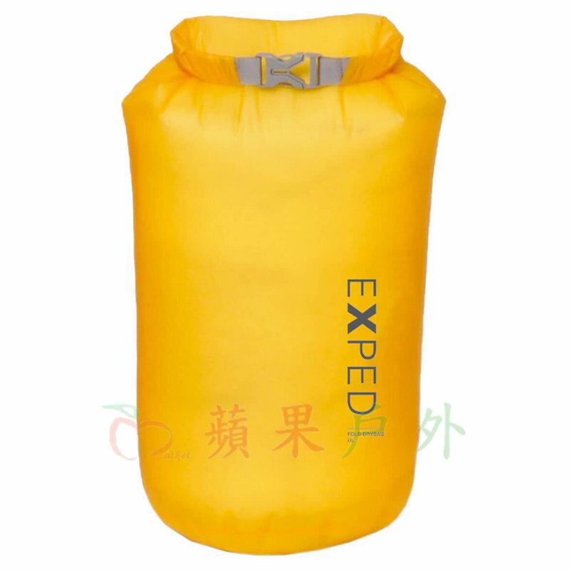 【【蘋果戶外】】Exped 20101512 瑞士 Fold Drybag UL 5L 防水袋 S 輕量泛舟溯溪打包袋