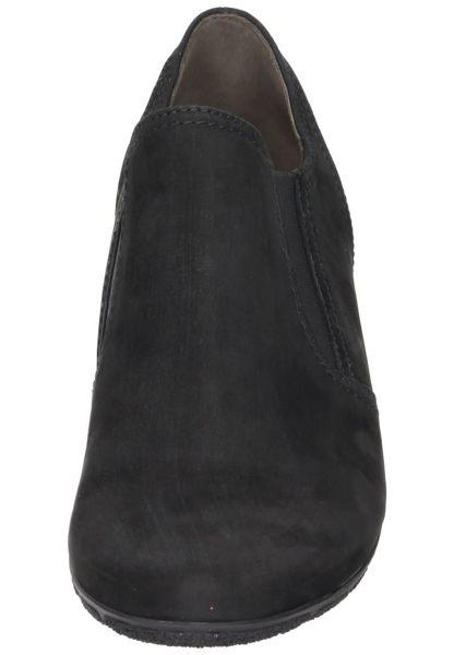 Gabor 歐美英倫時尚秋冬懷靴 黑  低粗跟│顯瘦│寬楦 4