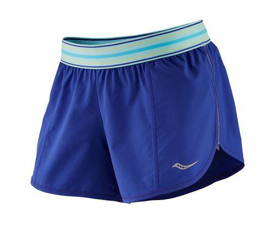^~陽光樂活^~  ^~陽光樂活^~ Saucony 索康尼 女 慢跑短褲 透氣  吸濕排