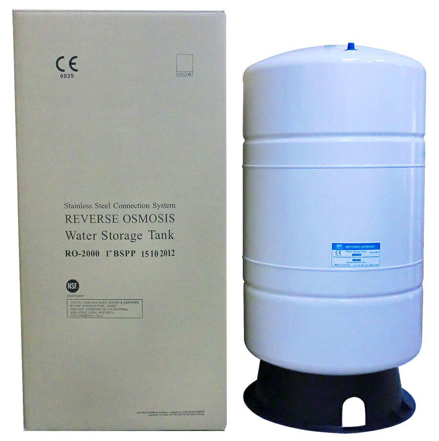 ~ ~RO機用20G大容量儲水壓力桶 ,商用、冷飲店、養蝦 NSF  2680元