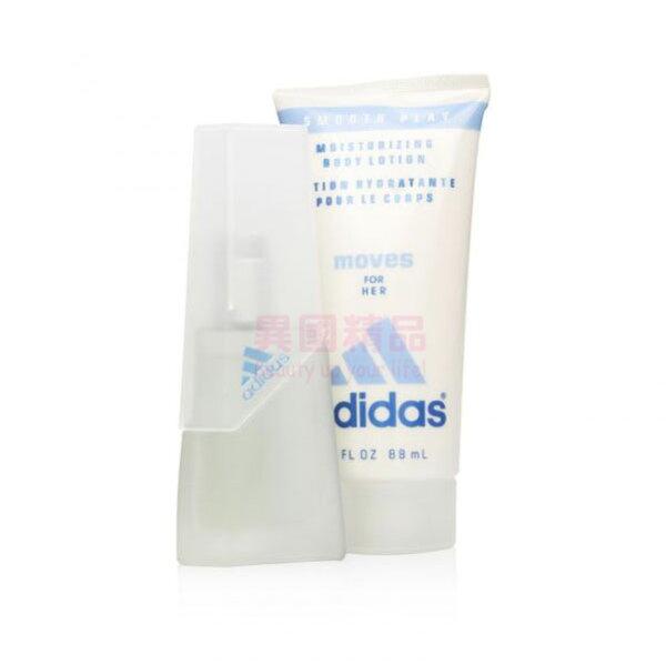 CotyAdidas愛迪達Moves女用香水兩件禮盒組【特價】§異國精品§