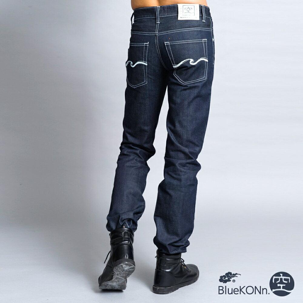 【雙11持續發燒↘5折優惠】新空低腰直筒褲 - BLUE WAY  BlueKONn.空 - 限時優惠好康折扣