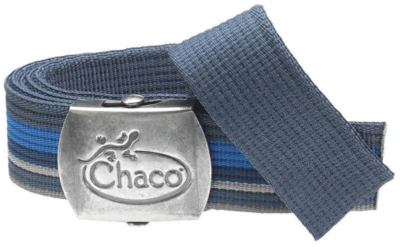 [ Chaco ] CB007 ReversiBelt 圖騰腰帶 HA51 藍光芒