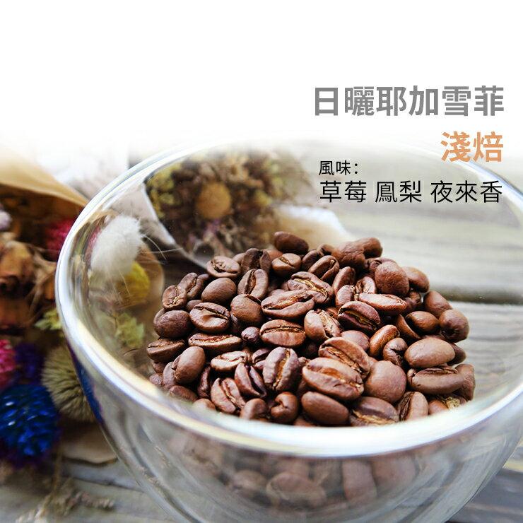 錘子咖啡 日曬耶加雪菲 淺焙 半磅 咖啡熟豆 227G