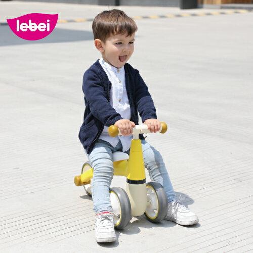 【僅2Kg超輕量!】【lebei樂貝】幼兒平衡滑步車3色(1-3歲)