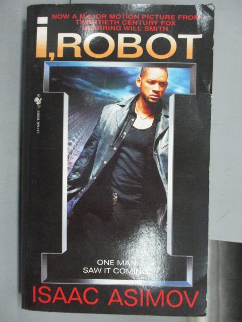~書寶 書T6/原文小說_ICA~I Robot_Isaac Asimov
