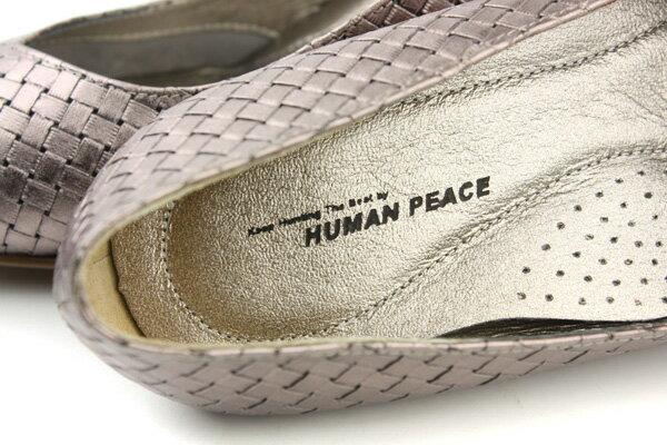 HUMAN PEACE 高跟鞋 戶外休閒鞋 銅色 女鞋 no243 3