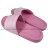 Shoestw【923250266】CHAMPION 拖鞋 運動拖鞋 粉白方框 女生尺寸 2