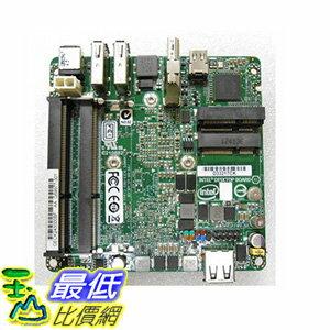 [106美國直購] Intel BLKD33217CK Intel Core i3-3217U 1.8GHz/ Intel QS77/ DDR3/ A&V/ UCFF Motherboard & CP..