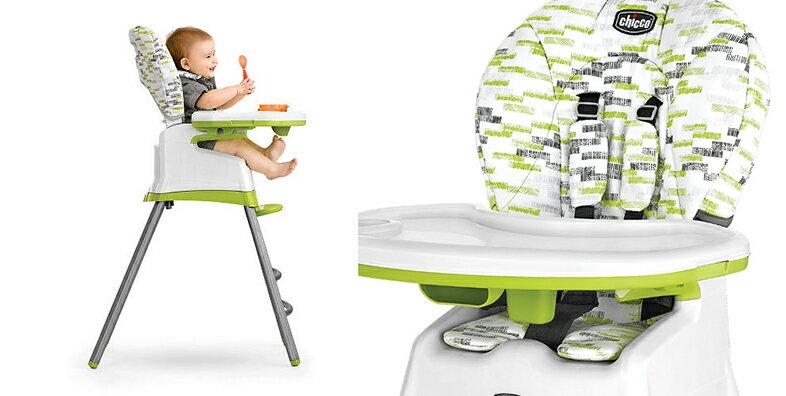 Chicco Stack三合一多功能成長高腳餐椅-波浪藍【悅兒園婦幼生活館】 3