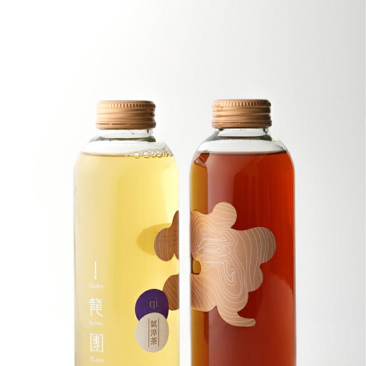【氣淬茶】凍頂烏龍氣泡茶 - 氣蘊桂花 (450ml / 瓶) /Chi Yun Guei Hua/Chi of Sweet Olive 1