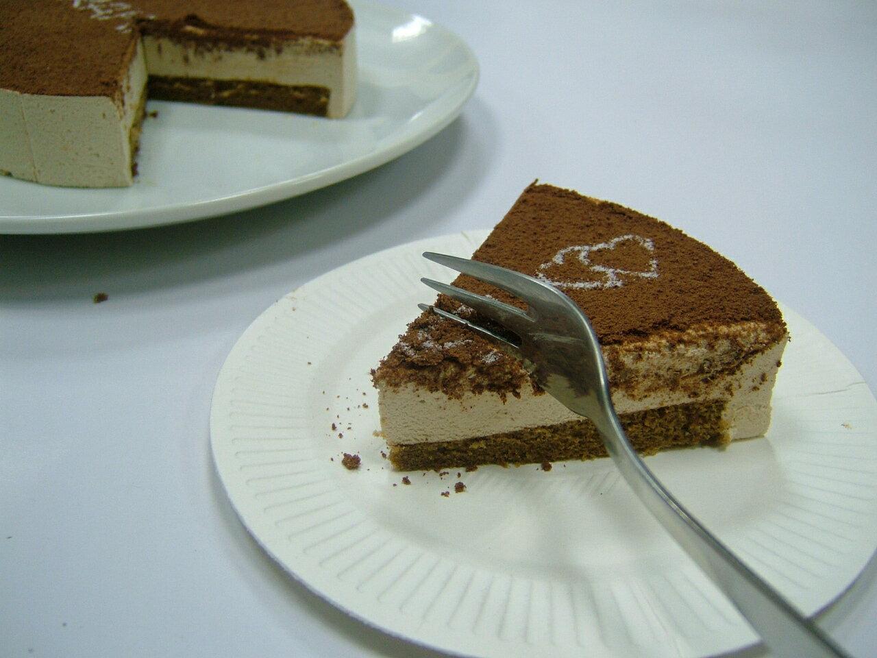 日燒~6吋巧克幕斯彌月蛋糕~♡ 2