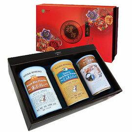 A-6杏仁玄米芝麻黑豆禮盒