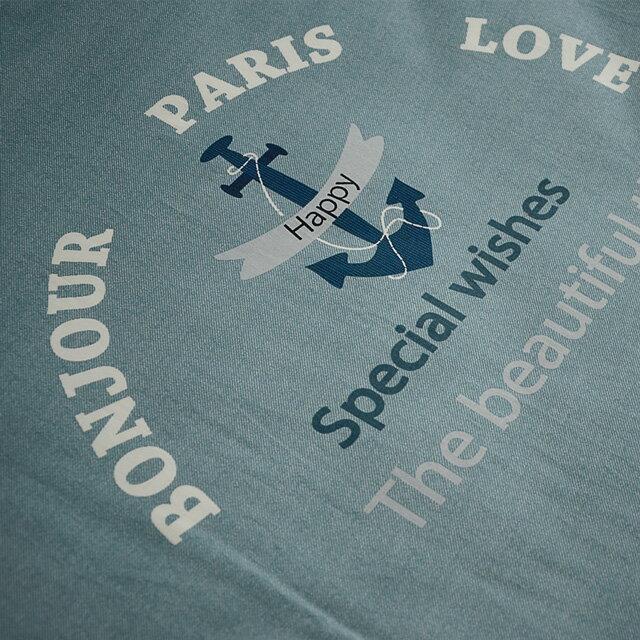 床包被套組 / 雙人【日安巴黎 】含兩件枕套四件組,精梳棉 / 台灣製 絲薇諾 4