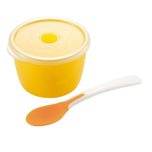 日本 Richell ND離乳食初期餐具【悅兒園婦幼生活館】