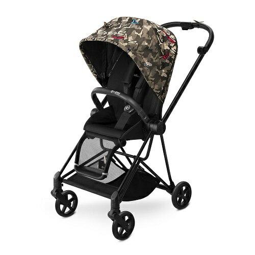 【限量蝴蝶款】德國【Cybex】MIos輕便型4輪嬰兒手推車(含轉接器雨罩)