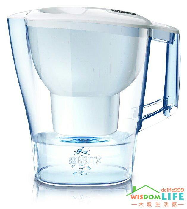 德國BRITA Marella XL 馬利拉 3.5L 濾水壺,1壺含4芯,白只賣1500元