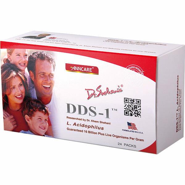 台灣康医 DDS-1原味專利製程乳酸菌160億(24包)x1