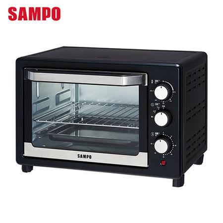 【聲寶SAMPO】20L電烤箱 KZ-KA20