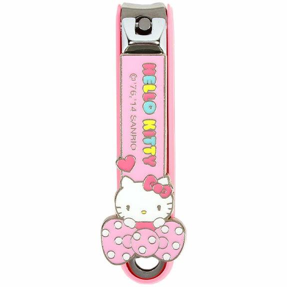 日本貝印 KAI Hello Kitty指甲剪(指甲刀) *夏日微風*