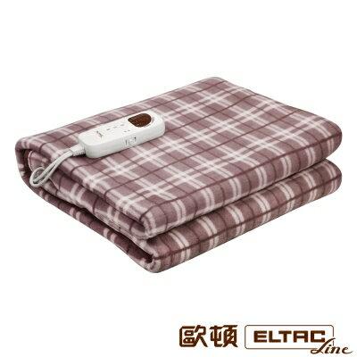 ELTAC 歐頓 微電腦溫控(單人)電熱毯EEH-B05S