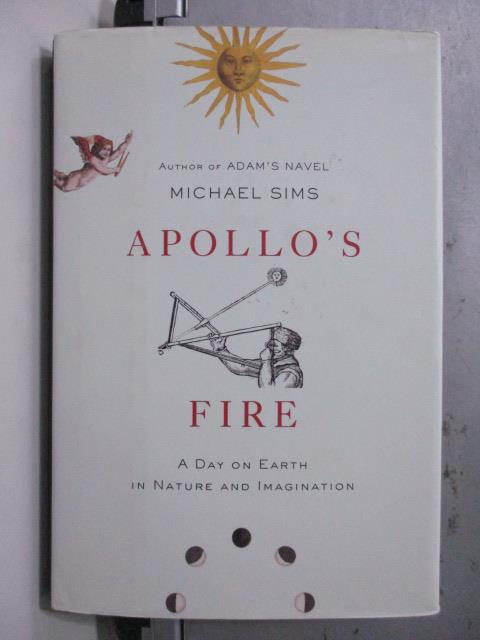 ~書寶 書T9/原文書_OCY~Apollo's Fire_Michael Sims