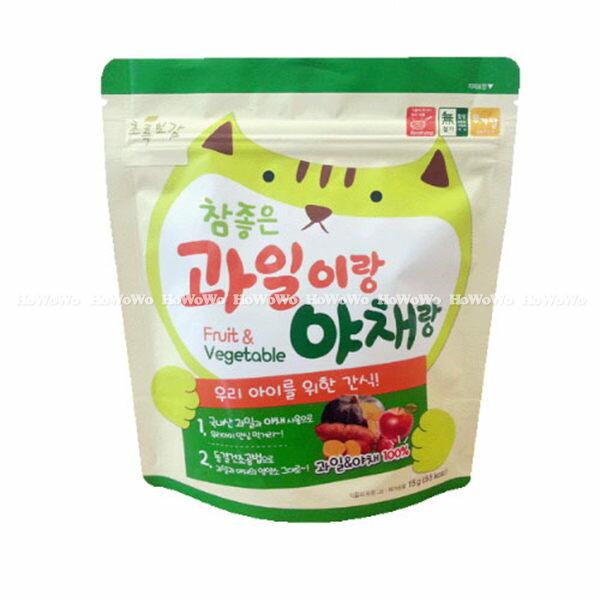 韓國 NATURAL CHOICE 自然首選動物園水果脆片-綜合蔬果口味 BGC7198 好娃娃
