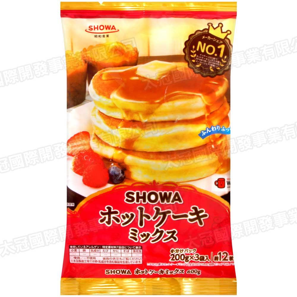 昭和製粉 昭和小麥屋鬆餅粉 -  日本必買 日本樂天熱銷Top 日本樂天熱銷