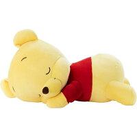 小熊維尼周邊商品推薦日本直送  日本限定 小熊維尼Winnie the Pooh 側睡 趴型玩偶