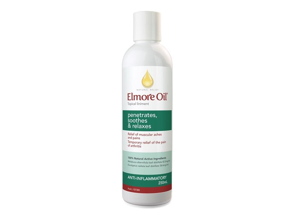 澳摩油 Elmore Oil (250ml補充瓶+隨手小容器+漏斗)