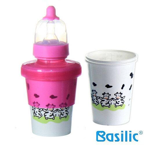 『121婦嬰用品館』貝喜力克 basilic 拋棄式紙奶瓶 1