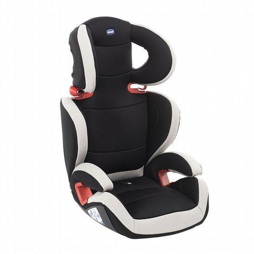 Chicco Key 2-3安全汽座/汽車安全座椅-公爵黑★衛立兒生活館★