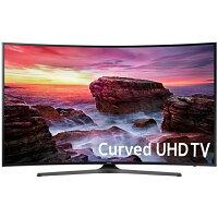 Samsung UN49MU6500 Curved 49 4K Ultra HD Smart LED TV (2017 Model) MU6500