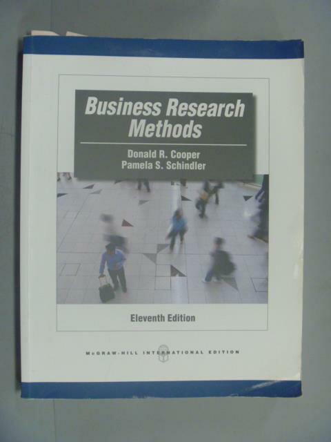 ~書寶 書T8/大學商學_XGH~Business Research Methods_Co
