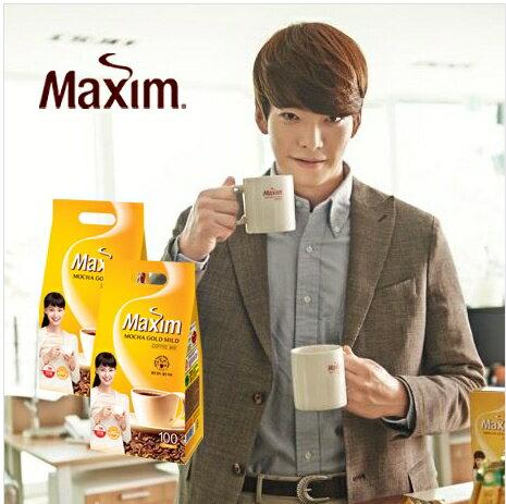 <br/><br/>  韓國Maxim 麥心摩卡/原味 三合一咖啡 [KO37019476] 千御國際<br/><br/>